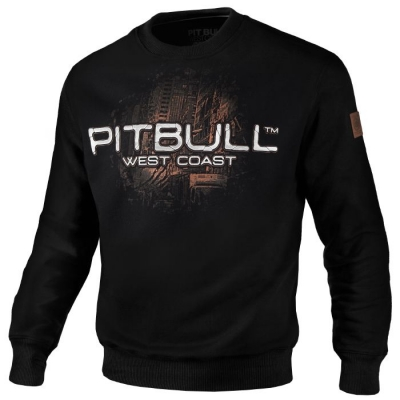 Pit Bull Bluza City Of Dogs 18 Czarna
